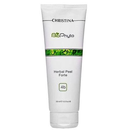 Christina Bio Phyto Herbal Peel Forte - Растительный пилинг усиленного действия (шаг 4b) 250мл