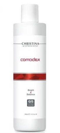 Christina Comodex Bright & Balance - Осветляющий балансирующий лосьон (шаг 5) 300мл