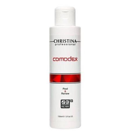 Christina Comodex Peel & Renew Peel Forte - Обновляющий усиленный пилинг (шаг 3b) 150мл