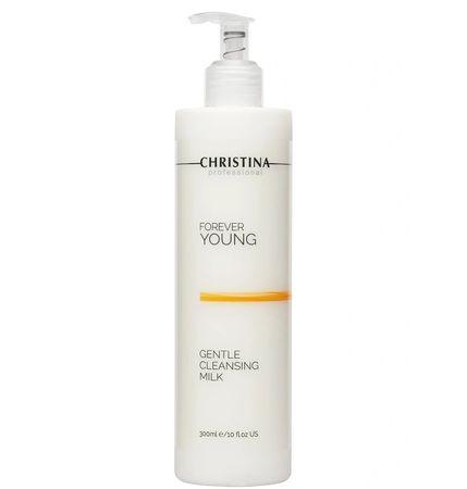 Christina Forever Young Gentle Cleansing Milk - Молочко нежное очищающее 300мл