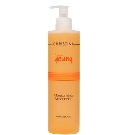 Christina Forever Young Moisturizing Facial Wash - Увлажняющий гель для умывания 300мл