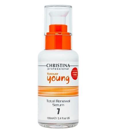 Christina Forever Young Total Renewal Serum – Омолаживающая сыворотка «Тоталь» (шаг 7) 100мл