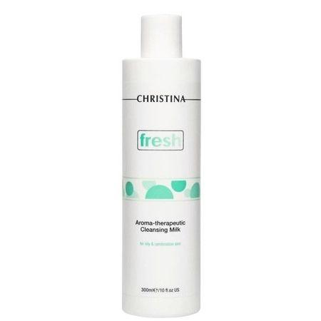 Christina Fresh Aroma Therapeutic Cleansing Milk for oily and combination skin – Ароматерапевтическое очищающее молочко для жирной и комбинированной кожи 300мл