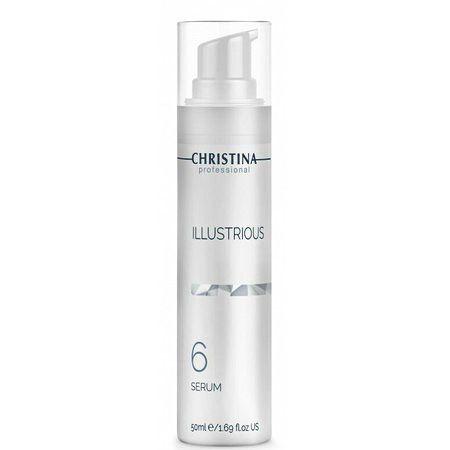 Christina Illustrious 6 Serum - Сыворотка для коррекции пигментации ( шаг 6 ) 50мл