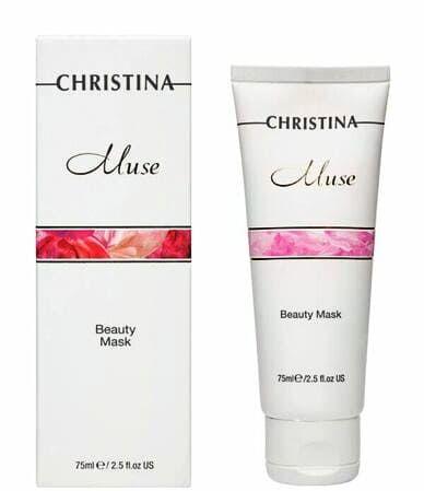 Christina Muse Beauty Mask - Маска красоты с экстрактом розы 75мл
