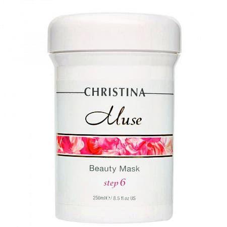 Christina Muse Beauty Mask – Маска красоты с экстрактом розы (шаг 6) 250мл