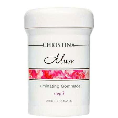 Christina Muse Illuminating Gommage – Отшелушивающий гоммаж для сияния кожи (шаг 3) 250мл