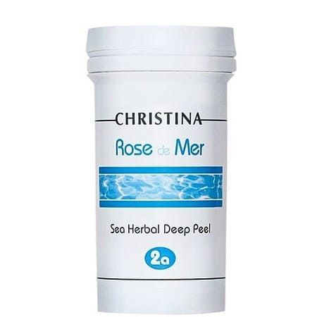 Christina Rose de Mer Sea Herbal Deep Peel – Натуральный насыщенный пилинг (порошок) (шаг 2a) 100гр