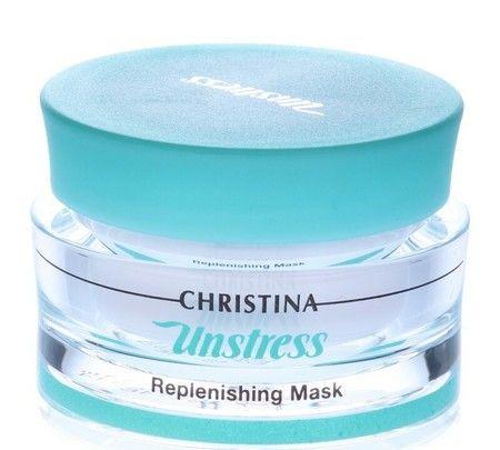 Christina Unstress Replanishing mask - Маска восстанавливающая 50мл