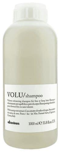 Davines Essential Haircare Volu Volume enhancing softening shampoo - Шампунь для придания объема 1000мл