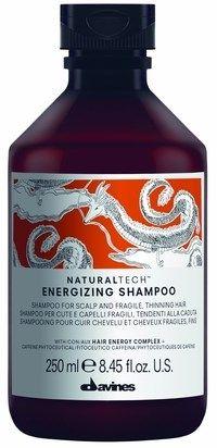 Davines Natural Tech Energizing Shampoo - Шампунь Давинес энергетический для волос 250мл