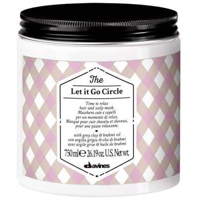 Davines The Let It Go Circle Masque - Маска релакс для волос и кожи головы 750мл