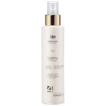 GREYMY STYLE Careful Thermo Active Styling Milk - Спрей-молочко для термозащиты волос 150мл