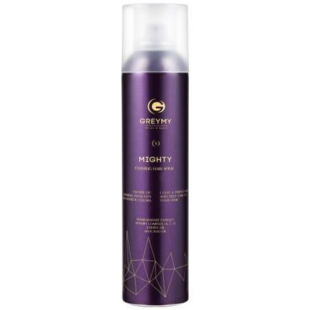 GREYMY STYLING Mighty Forming Hair Spray - Лак сильной фиксации 300мл