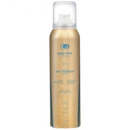 GREYMY VOLUMIZING Dry Refresh Shampoo Blonde - Сухой шампунь для СВЕТЛЫХ волос 150мл