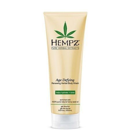 "Hempz Age Defying Herbal Body Wash - Гель для душа ""Антивозрастной"" 250мл"