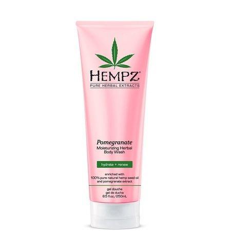 "Hempz Body Wash Pomegranate - Гель для душа  ""Гранат"" 250мл"
