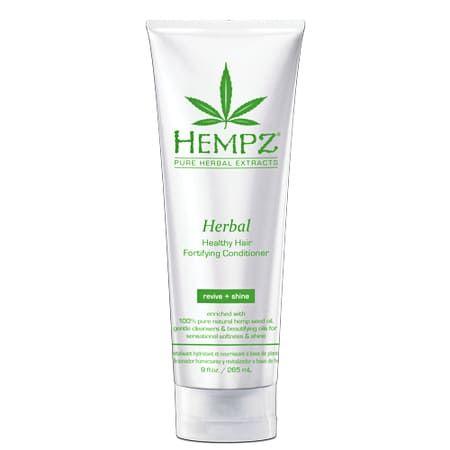 """Hempz Herbal Healthy Hair Fortifying Conditioner - Кондиционер растительный укрепляющий  """"Здоровые волосы"""" 265мл"""