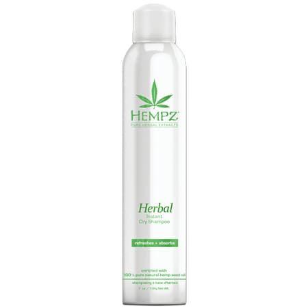 """Hempz Herbal Instant Dry Shampoo - Сухой растительный Шампунь """"Здоровые волосы"""" 198гр"""
