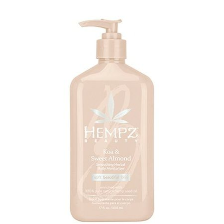 "Hempz Koa & Sweet Almond Smoothing Herbal Body Moisturizer - Молочко для тела увлажняющее ""Коа и Сладкий Миндаль"" 500мл"