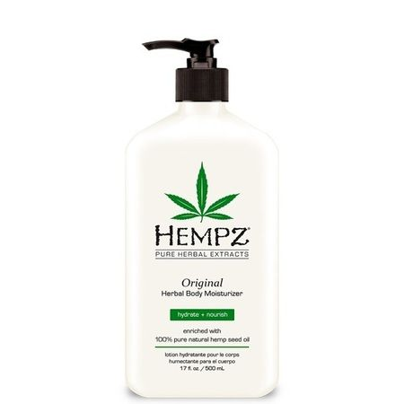"""Hempz Original Herbal Moisturizer - Молочко для тела увлажняющее """"Оригинальное"""" 500мл"""