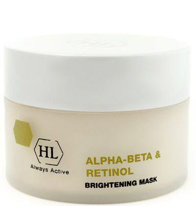 Holy Land Alpha-Beta & Retinol Brightening Mask - Маска осветляющая 250мл