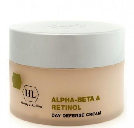 Holy Land Alpha-Beta & Retinol Day Defense Cream - Дневной крем защитный 250мл