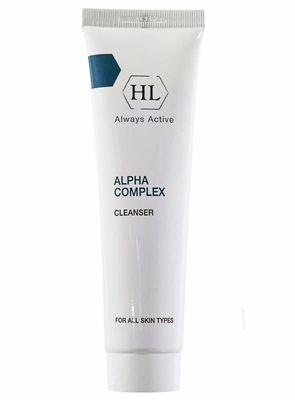 Holy Land Alpha Complex Multifruit System Cleanser - Щадящее очищение с фруктовыми экстрактами 100мл