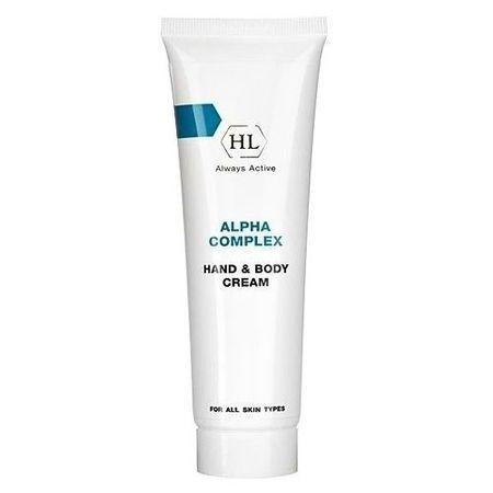 Holy Land Alpha Complex Multifruit System Hand & Body Cream - Крем для рук и тела 100мл
