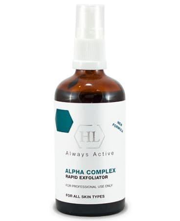 Holy Land Alpha Complex Multifruit System Rapid Exfoliator - Химический пилинг 100мл