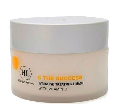 Holy Land C The Success Intensive Treatment Mask - Маска интенсивная лечебная с витамином С 250мл