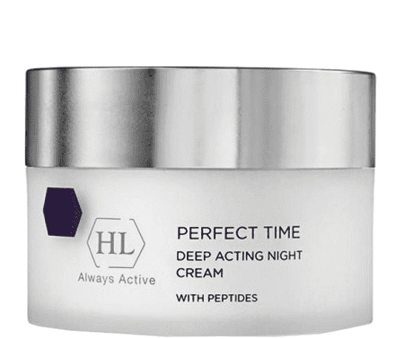 Holy Land Perfect Time Deep Acting Night Cream - Крем активный ночной 250мл