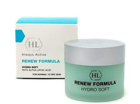 Holy Land Renew Formula Hydro-Soft Cream - Крем увлажняющий с антикуперозным действием 50мл