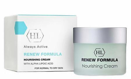Holy Land Renew Formula Nourishing Cream - Крем питательный с антикуперозным действием 50мл