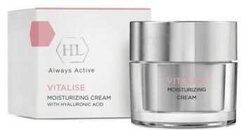 Holy Land Vitalise Moisturizing Cream - Крем увлажняющий с гиалуроновой кислотой 50мл