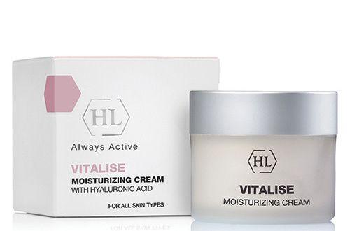 Holy Land Vitalise Moisturizing Cream - Крем увлажняющий с гиалуроновой кислотой 250мл