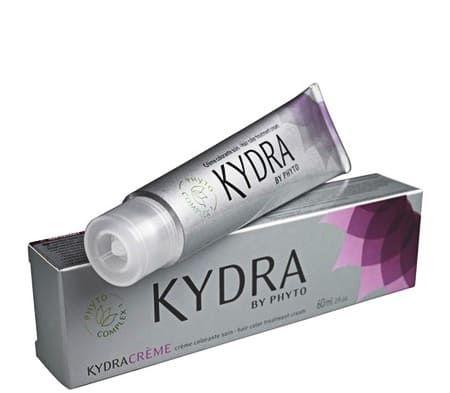 """KYDRA CREME BY PHYTO - Стойкая крем-краска для волос 7/24 """"Перламутрово-Медный Блонд"""" 60мл"""