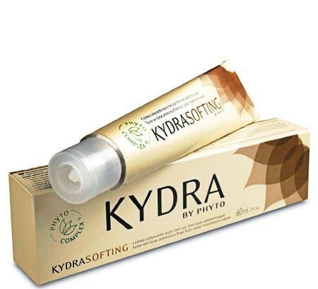 """Kydra Softing Black - Тонирующая крем-краска для волос """"Черный"""" 60мл"""