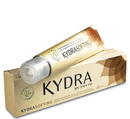 """Kydra Softing Golden - Тонирующая крем-краска для волос """"Золотистый"""" 60мл"""