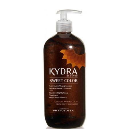 "Kydra Sweet Color Chocolate Fondant - Оттеночная маска для волос ""ШОКОЛАД"" 500мл"