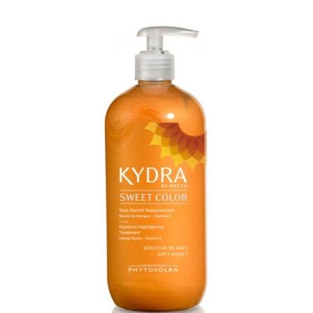 """Kydra Sweet Color Soft Honey - Оттеночная маска для волос """"МЁД"""" 500мл"""