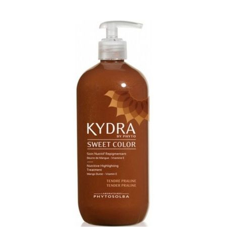 "Kydra Sweet Color Tender Praline - Оттеночная маска для волос ""ПРАЛИНЕ"" 500мл"