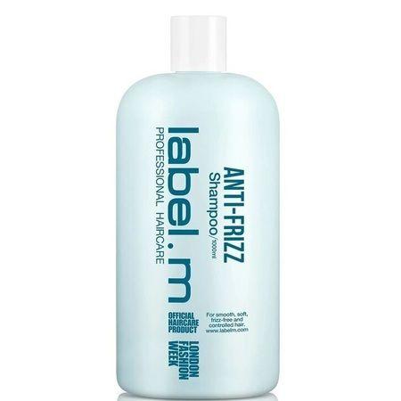 label.m ANTI-FRIZZ Shampoo - Разглаживающий шампунь для волос 1000мл