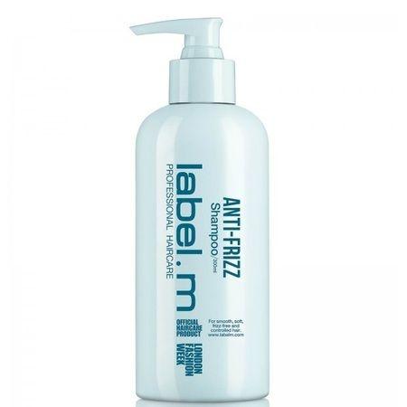 label.m ANTI-FRIZZ Shampoo - Разглаживающий шампунь для волос 300мл