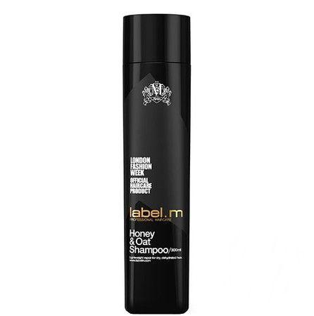 label.m Cleanse Honey & Oat Shampoo - Шампунь Питательный Мёд и Овёс 300мл