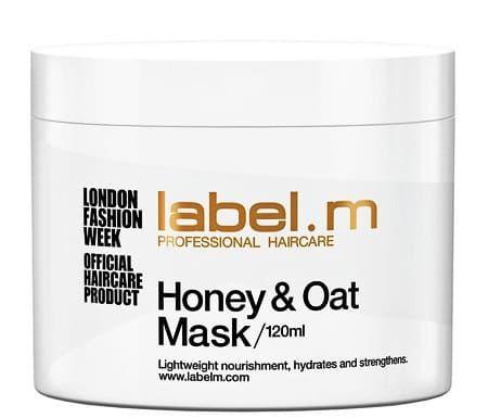 """label.m Condition Honey & Oats Mask - Питательная маска для волос """"Мед и Овес"""" 120мл"""