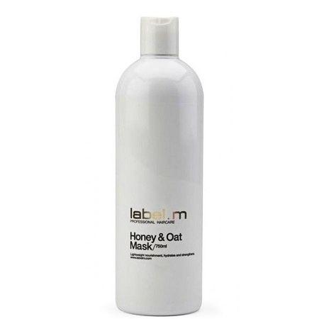 """label.m Condition Honey & Oats Mask - Питательная маска для волос """"Мед и Овес"""" 750мл"""
