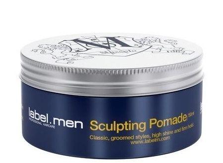 label.M men Sculpting Pomade - Моделирующая Помада для волос 50мл
