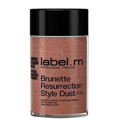 label.m Resurrection Style Dust Brunette - Моделирующая пудра для брюнеток 3,5гр