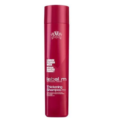 label.m Thickening Shampoo - Шампунь для Объёма волос 300мл